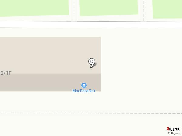 МосРозаОпт на карте Уфы