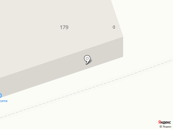 Магазин мяса и полуфабрикатов на карте Уфы