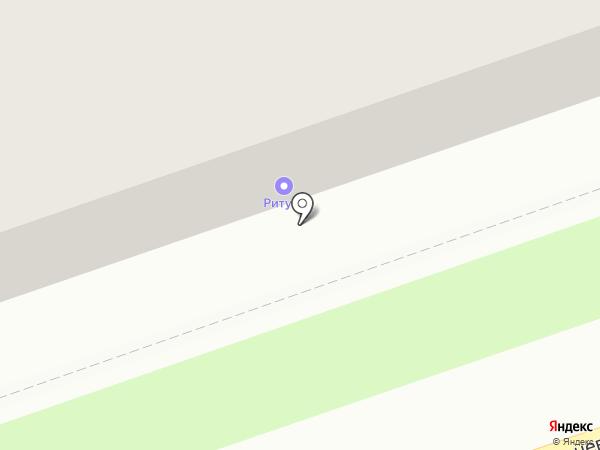 РИТУАЛ РБ на карте Уфы