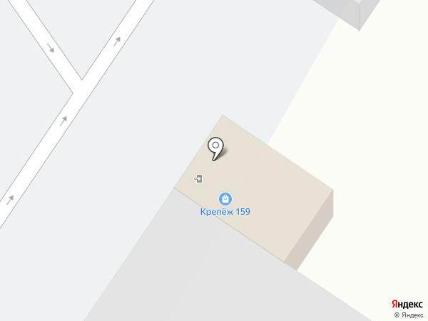 Кедровый рай на карте Перми