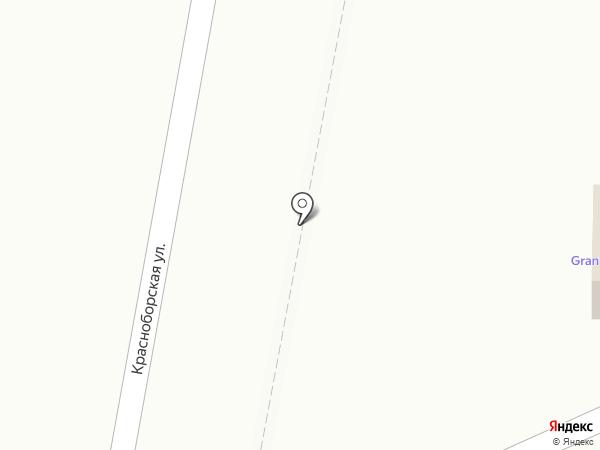 Гранит & мрамор на карте Перми