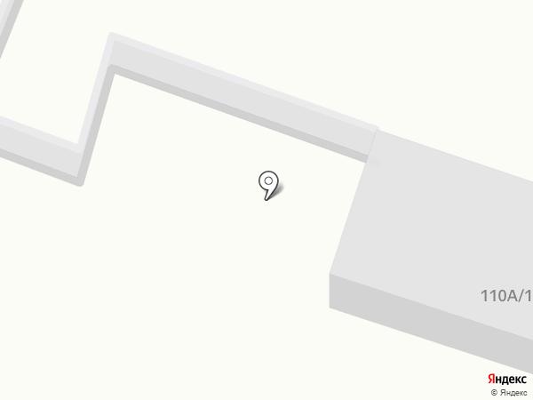 Бурланочка на карте Перми