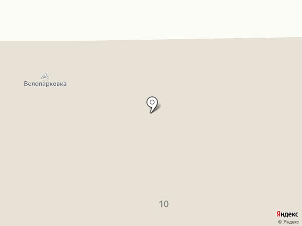 Самобранка на карте Уфы