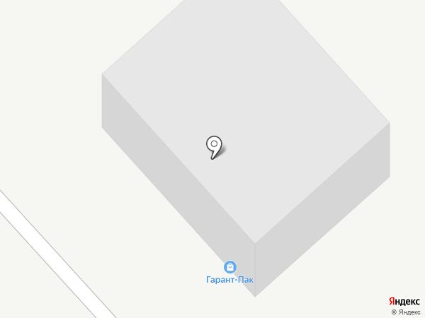 Гарант-Пак на карте Перми
