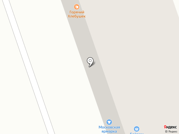Торгово-прокатная компания на карте Уфы