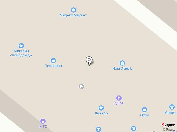 Знаменитый на карте Перми