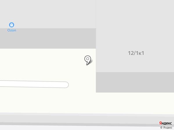 Вольт на карте Уфы