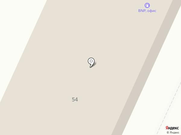 Сэван Стар на карте Перми
