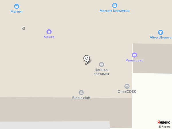 Forrest на карте Уфы