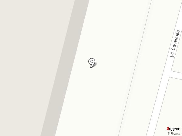 Семейная на карте Перми