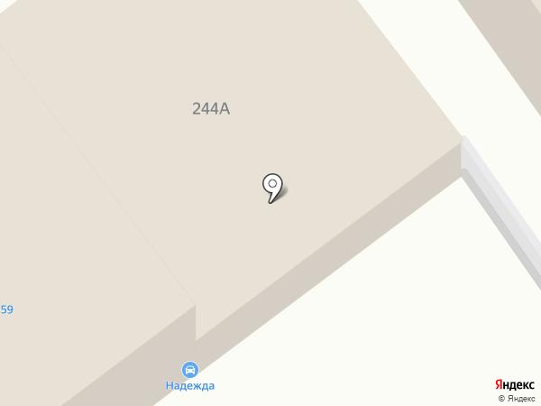 БТИ-Кадастр на карте Перми