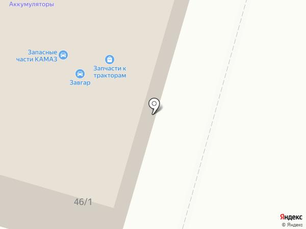 КомплектАвто на карте Перми