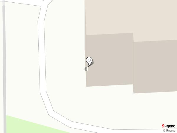 Епархиальная общедоступная библиотека на карте Уфы