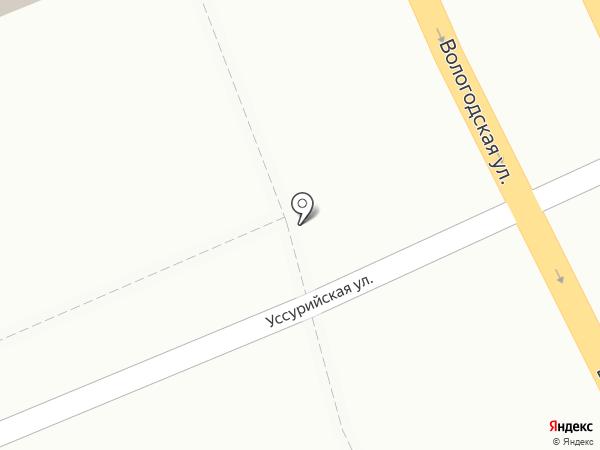 Караван на карте Уфы