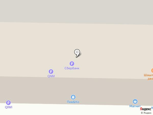 Винни Пух на карте Уфы