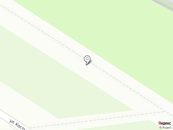 Киоск по продаже молочных продуктов на карте Перми