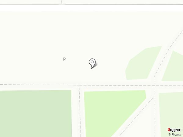 Полесье на карте Уфы