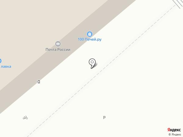 Хрипунов И.В. на карте Перми