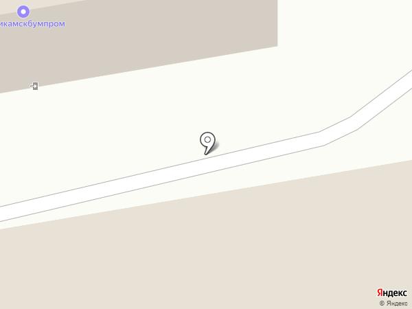ОТС-Групп на карте Перми