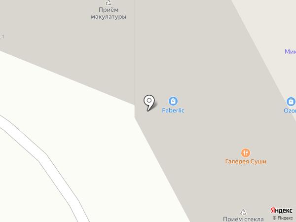 Медицинский кабинет на карте Перми