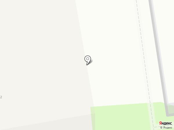 Дедморозим на карте Перми