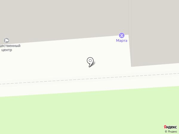 Правовая помощь на карте Перми