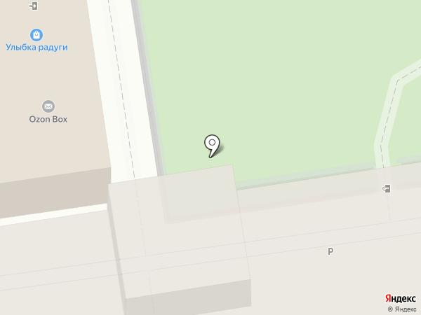 Альпари на карте Перми