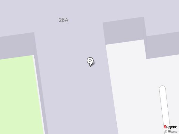 Детский сад №370 на карте Перми