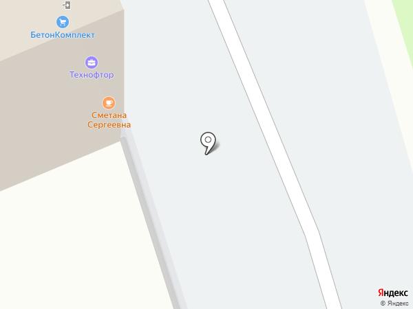 ЮРИСТ на карте Перми