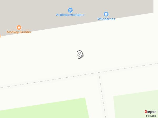 Бегемот-Трак на карте Перми