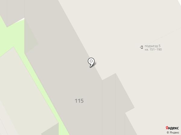 СтройТакси159.рф на карте Перми