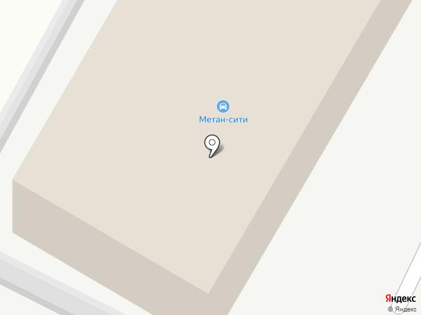 Новотех на карте Перми