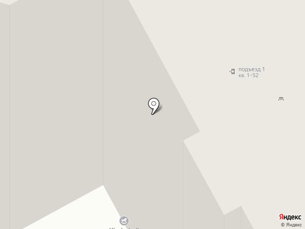 Солярис на карте Перми