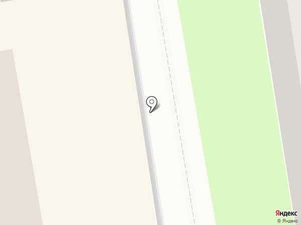 Лукошко на карте Перми