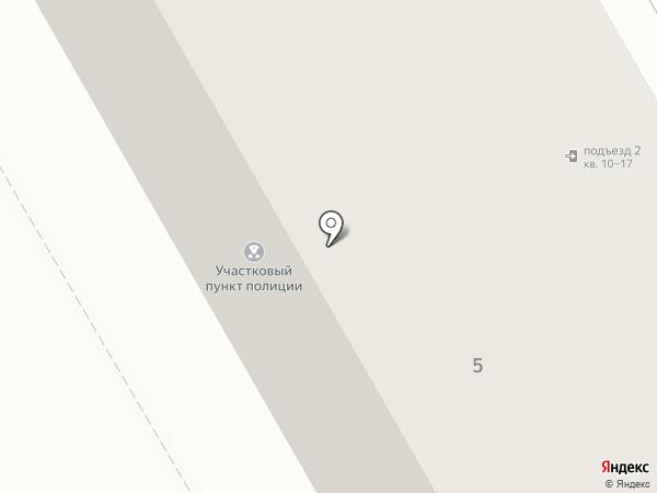Почтовое отделение №65 на карте Перми