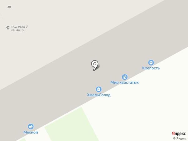 Мастер Мобил на карте Перми