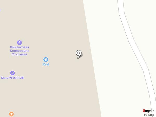 Магазин товаров для шитья и рукоделия на карте Перми