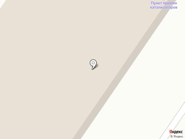 Ипподром на карте Перми