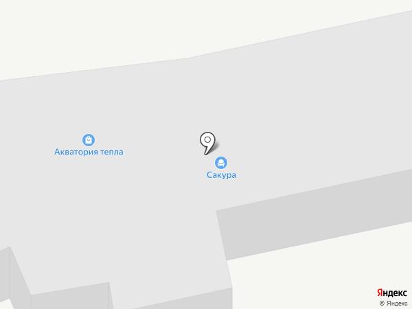 Art-мебель на карте Перми