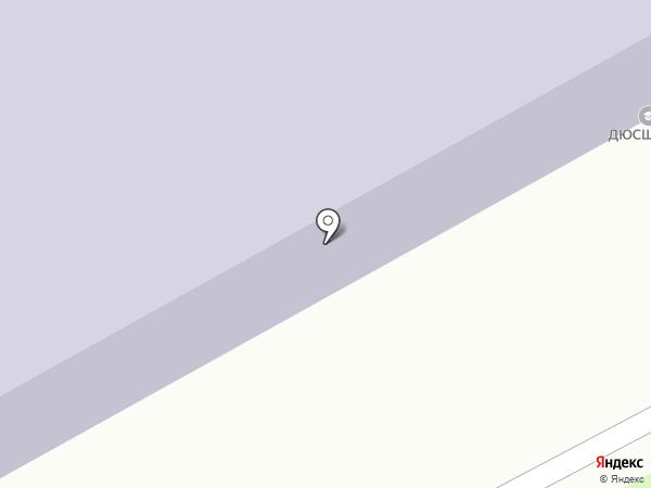 Центр искусства и спорта г. Перми на карте Перми