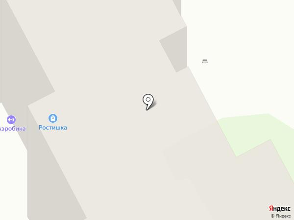 ТД Живана на карте Перми