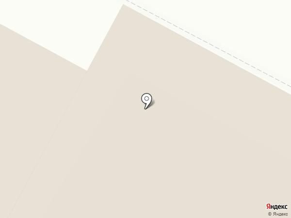 Оптимус на карте Перми