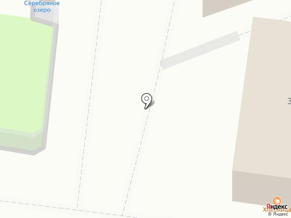 Магазин кондитерских изделий на карте Перми