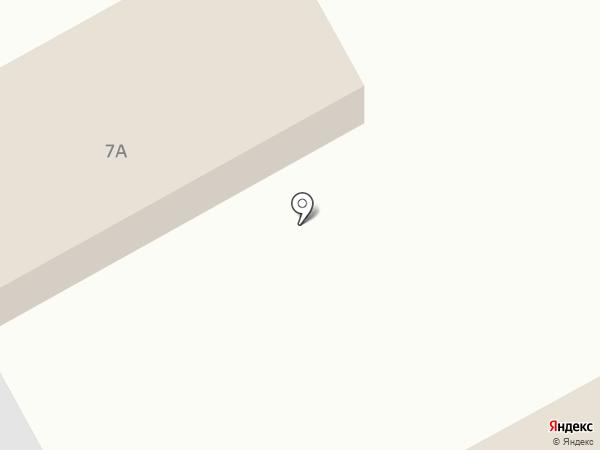 Гулливер-Принт на карте Перми