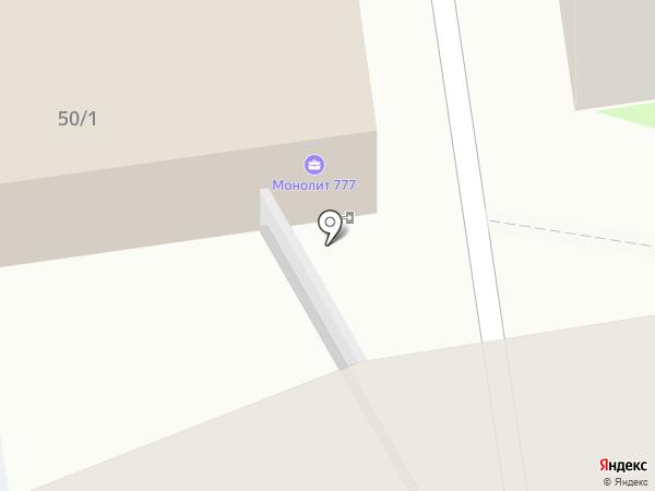 Берег-Секьюрити на карте Перми