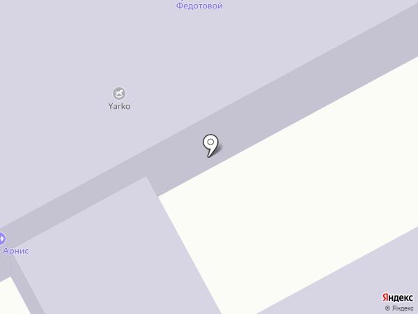 ТВС Энерго на карте Перми