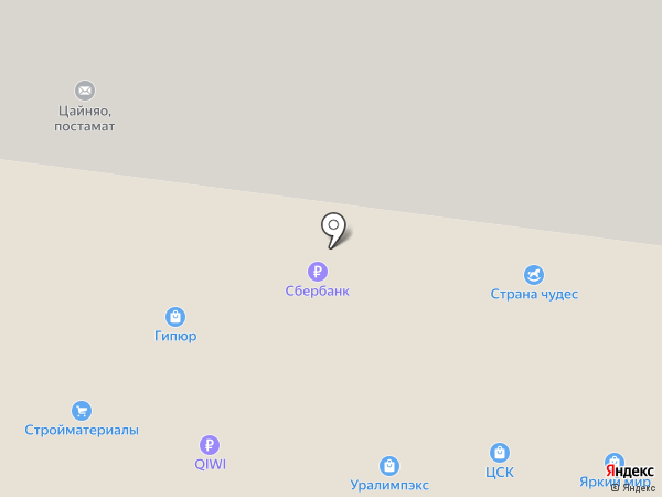 Планета здоровья на карте Перми