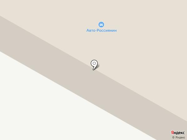 Запчасти УАЗ на карте Перми