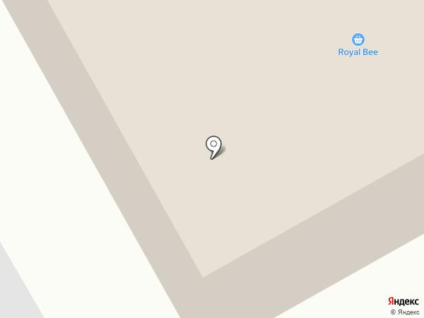Вихрь на карте Перми