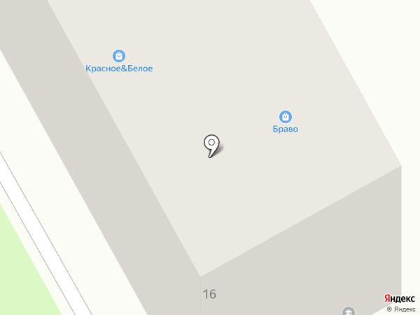 Адажио на карте Перми
